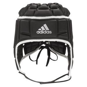 adidas(アディダス) WE614 41 ラグビー ヘッドガード BLK/マットSLV XL|aprice
