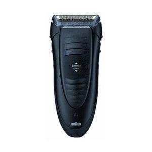 ブラウン 水洗い 防水 キワゾリ刃 国内海外兼用 往復式 充電交流式 髭剃り