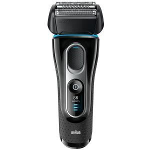 BRAUN(ブラウン) 5147s シリーズ5 [シェーバー(3枚刃・充電式)] 髭剃り ブラック ...