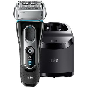 BRAUN(ブラウン) 5197cc シリーズ5 シェーバー(3枚刃・充電式) 洗浄器付モデル|aprice