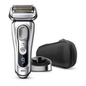 BRAUN(ブラウン) 9345s シリーズ9 メンズ シェーバー 電気シェーバー 髭剃り 電気カミ...
