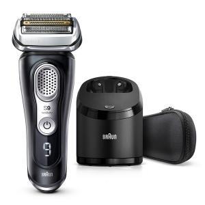 BRAUN(ブラウン) 9360cc シリーズ9 メンズ シェーバー 電気シェーバー 髭剃り 電気カ...
