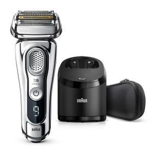 BRAUN(ブラウン) 9394cc シリーズ9 メンズ シェーバー 電気シェーバー 髭剃り 電気カ...