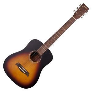 Yairi YM-02/VS(S.C) ヴィンテージサンバースト S.YAIRI Compact-Acousticシリーズ [ミニアコースティックギター]|aprice