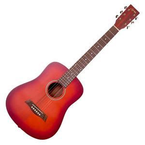 Yairi YM-02/CS(S.C) チェリーサンバースト S.YAIRI Compact-Acousticシリーズ [ミニアコースティックギター]|aprice