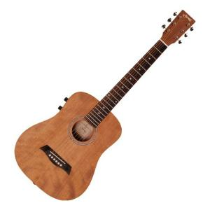 Yairi YM-02E/MH(S.C) マホガニー S.YAIRI Compact-Acousticシリーズ [ミニエレクトリックアコースティックギター]|aprice