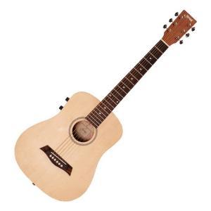 Yairi YM-02E/NTL(S.C) ナチュラル S.YAIRI Compact-Acousticシリーズ [ミニエレクトリックアコースティックギター]|aprice