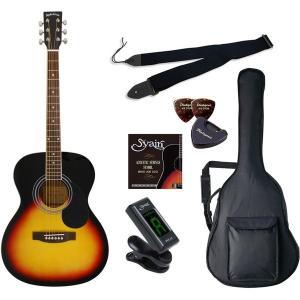 SepiaCrue FG-10/VS ライトセット ヴィンテージサンバースト [アコースティックギター初心者入門ライトセット ]|aprice