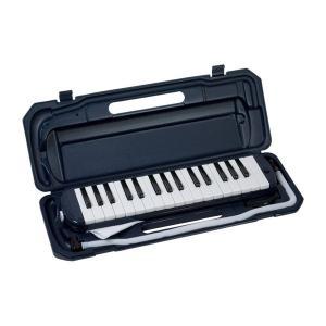 KC P3001-32K/NV ネイビー MELODY PIANO [鍵盤ハーモニカ]|aprice