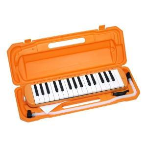 KC P3001-32K/OR オレンジ Melody Piano [鍵盤ハーモニカ]|aprice