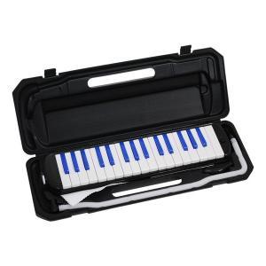 KC P3001-32K/BKBL ブラック/ブルー Melody Piano [鍵盤ハーモニカ]|aprice