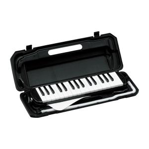 KC P3001-32K/BK ブラック MELODY PIANO [鍵盤ハーモニカ(32鍵盤)]|aprice