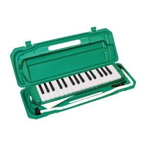 KC P3001-32K/GR グリーン MELODY PIANO [鍵盤ハーモニカ]|aprice