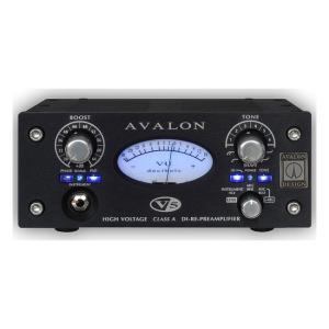 AVALON V5 Black [High Voltage ClassA DI-RE-Preamplifier]|aprice