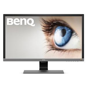 BENQ EL2870U メタリックグレー 27.9型ワイド ゲーミング液晶モニタ(4K/HDR対応...