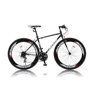 CANOVER CAC-025 NYMPH ブラック [ロードバイク (700x28C・21段変速・フレーム450mm)]|aprice
