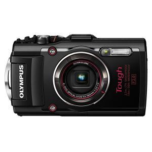 OLYMPUS オリンパス TG-4-BLK ブラック STYLUS TG-4 Tough [コンパクトデジタルカメラ(1600万画素)]