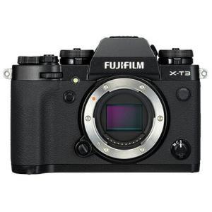 富士フィルム X-T3 ボディ ブラック ミラーレス一眼カメラ(2610万画素)