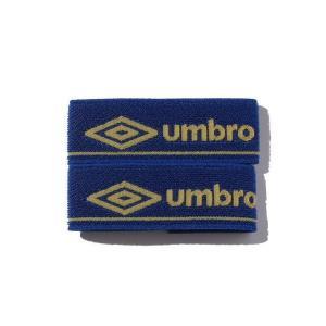 アンブロ UJS7001-BLU ブルー シンガードストッパー 約3.5×25cm