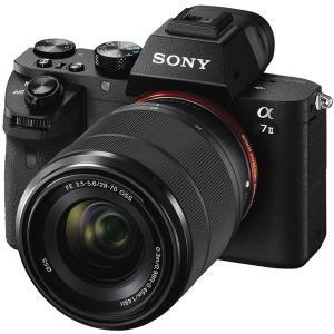 良品 SONY α7II レンズキット ILCE-7M2Kの商品画像
