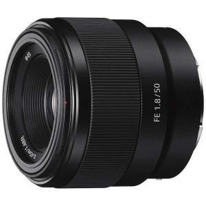 SONY SEL50F18F FE 50mm F1.8 SEL50F18F 大口径標準単焦点レンズ ...