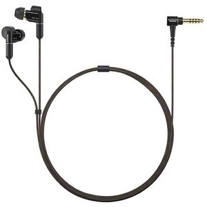 SONY (ソニー) XBA-N3BP ブラック 黒 誕生日 贈り物 遮音性 高音質 ダイレクトドラ...