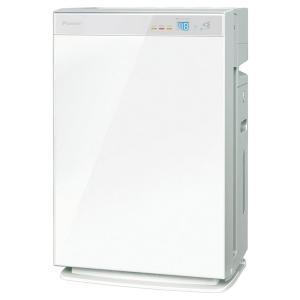 DAIKIN MCK70W-W ホワイト 加湿ストリーマ空気清浄機 ハイグレードタイプ (空清31畳...