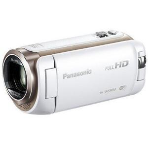 PANASONIC HC-W580M-W ホワイト [デジタルハイビジョンカメラ (32GB)]
