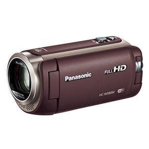 PANASONIC HC-W580M-T ブラウン [デジタルハイビジョンカメラ SD対応 32GBメモリー内蔵]|aprice