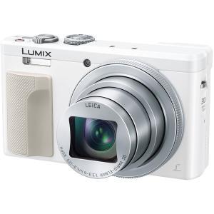 PANASONIC DMC-TZ85-W ホワイト LUMIX [コンパクトデジタルカメラ (1810万画素)]|aprice