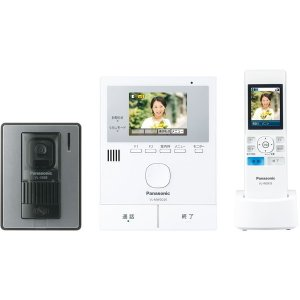 パナソニック 配線不要 録画機能付 ワイヤレスアダプター機能 センサー 便利 映像 音声 インテリア