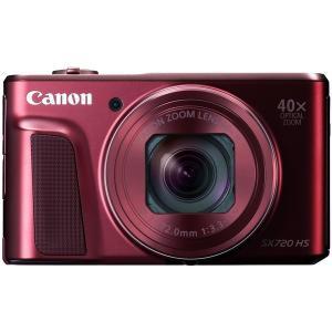 CANON PowerShot SX720 HS [レッド] PowerShot [コンパクトデジタルカメラ(約2,030万画素)]|aprice