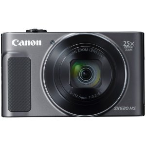 CANON PowerShot SX620 HS ブラック [コンパクトデジタルカメラ]|aprice