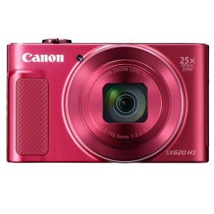 CANON PSSX620HS(RE) レッド PowerShot SX620 HS [コンパクトデジタルカメラ (2020万画素)]