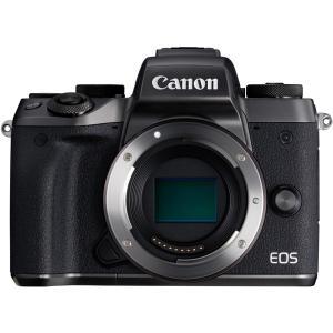 CANON EOS M5 ボディ [ミラーレス一眼カメラ(2...