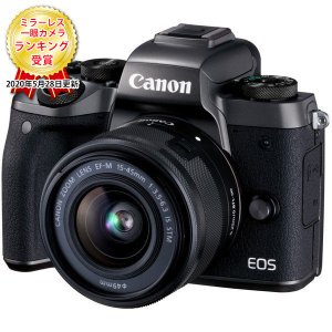 CANON EOS M5 EF-M15-45 IS STMレ...
