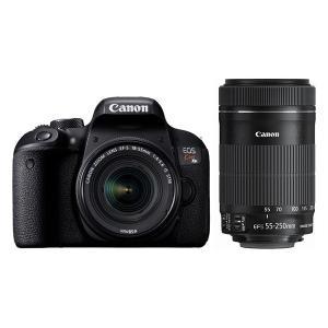 CANON EOS Kiss X9i ダブルズームキット デジタル一眼レフカメラ