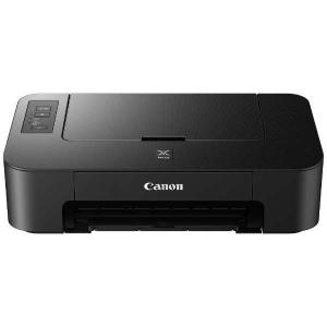 CANON TS203 ブラック系 PIXUS A4カラーインクジェットプリンター(USB2.0・M...