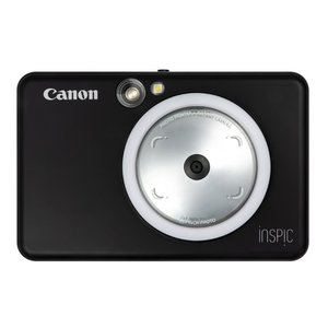 CANON ZV-123-MBK マットブラック iNSPiC インスタントカメラプリンター