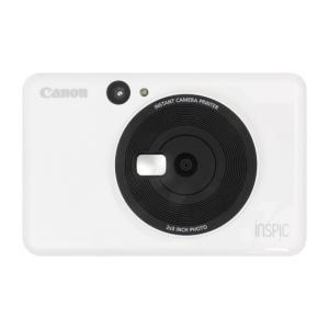 CANON CV-123-WH iNSPiC インスタントカメラプリンター