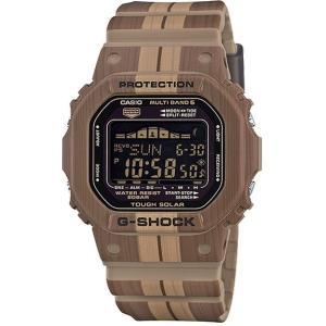 CASIO(カシオ) GWX-5600WB-5JF ブラウン G-SHOCK G-LIDE  [腕時計 (ソーラー充電搭載)] aprice