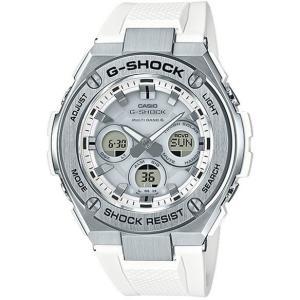 CASIO(カシオ) GST-W310-7AJF ホワイト G-SHOCK G-STEEL MULTI BAND 6 [ソーラー腕時計 (メンズウオッチ)] aprice