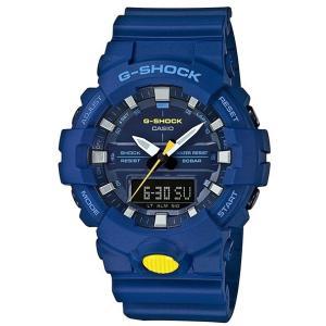 CASIO(カシオ) GA-800SC-2AJF ブルー G-SHOCK [クォーツ腕時計 (メンズウオッチ)] aprice