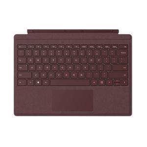 マイクロソフト FFP-00059 バーガンディ Surface Pro Signature [キーボード付きカバー(Surface Pro / Surface Pro 4 / Surface Pro 3用)]