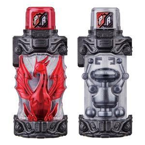 バンダイ 仮面ライダービルド DXフェニックスロボフルボトルセット|aprice