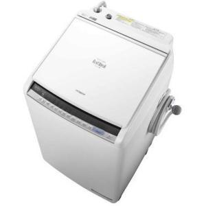 日立 BW-DV80C(W) ホワイト ビートウォッシュ 洗濯乾燥機(8.0kg)|aprice