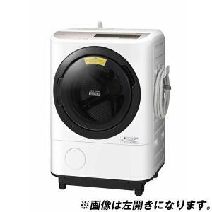 日立 BD-NV120CR シャンパン ビッグドラム ななめ型ドラム式洗濯乾燥機 (12kg) 右開...