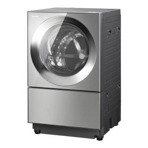 パナソニック 洗濯機 ドラム式 10.0kg 左開き PANASONIC NA-VG2300L プレミアムステンレス Cuble ななめ型ドラム式洗濯乾燥機|aprice
