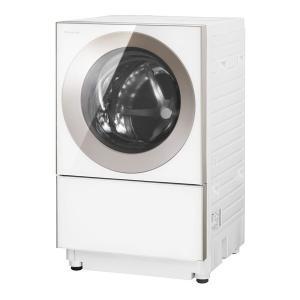 PANASONIC NA-VG1300L-P ピンクゴールド Cuble ななめ型ドラム式洗濯乾燥機 (10.0kg) 左開き|aprice