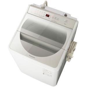 洗濯機 8kg パナソニック PANASONIC NA-FA80H7-N シャンパン 全自動洗濯機(8.0kg)|aprice